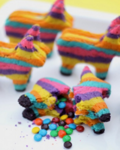 pinata cookie pin