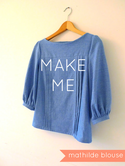 Make Me - mathilde blouse (1)