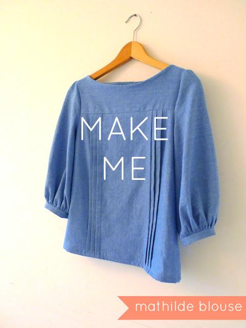 Make Me - mathilde blouse (1)
